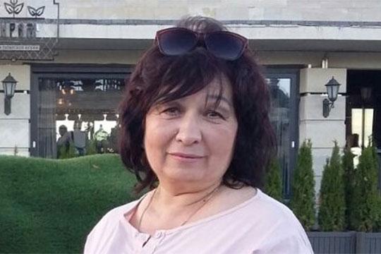 Сания Хайруллина