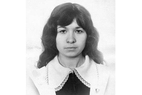 Сания Хайруллина - 17 лет