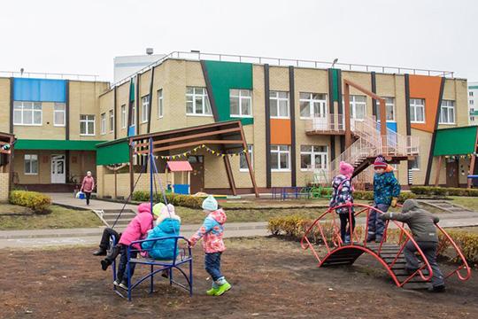 Детский сад №104 запрошедший год улучшил свои результаты, поднявшись стретьего места напервое