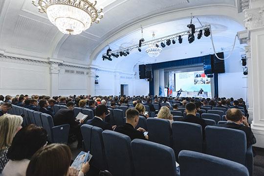Фактическим стартом кампании-2019 повыборам вГоссовет Татарстана можно считать состоявшуюся сегодня конференцию ТРО ВПП «Единая Россия»