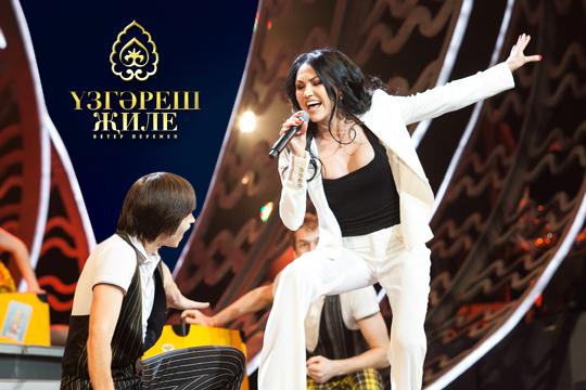 Секреты «Yзгәреш җиле – 3»: засколько английские джазмены споют по-татарски?