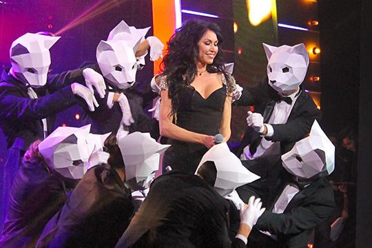 «Yзгәреш җиле– 3»: как Айдар Гайнуллин иАлина Шарипжанова побеждали котиков