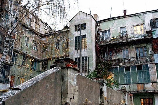 Судьба Мергасовского дома: аварийный памятник разрушается без отопления