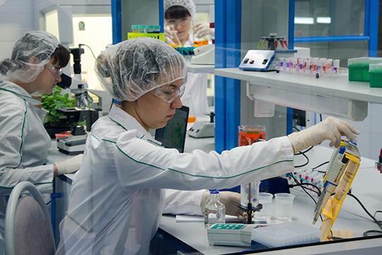 Вкачестве отраслевых профилей, подразумевающих высокий процент автоматизации, Яруллин обозначил химические производства, фармацевтику идругие наукоемкие направления