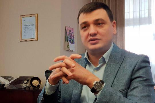 Олег Бачурин