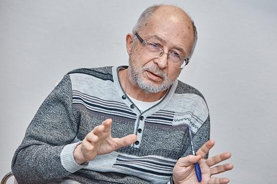Рустам Курчаков: «Пенсионная реформа подвела итог советскому наследию»