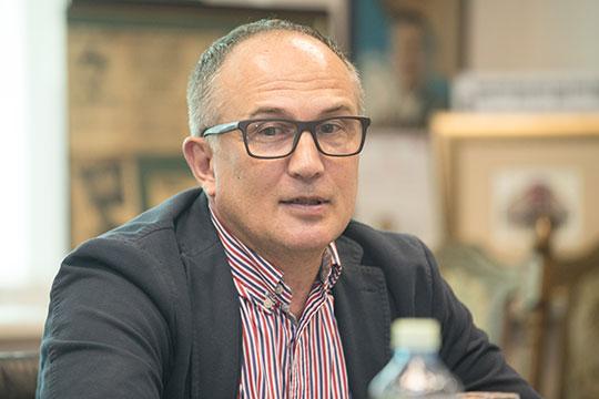 Константин Калачев: «Ядумаю, что 2018-й был переходным годом. Очевидно, что ивсознании людей, ивполитической жизни происходят серьезные сдвиги»