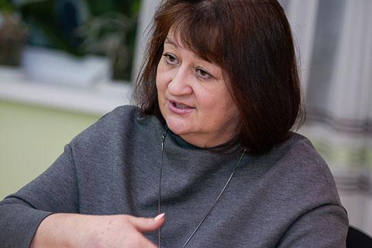 Лилия Нурмухаметова: «Челны– очень танцующий город, новсе педагоги уже где-то работают»