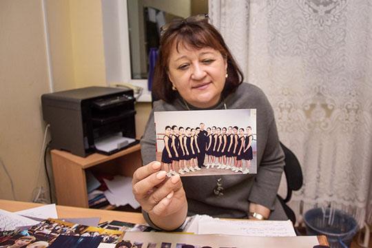 Лилия Нурмухаметова: «Планку мы держим высоко, необходимо соответствовать, много работать»