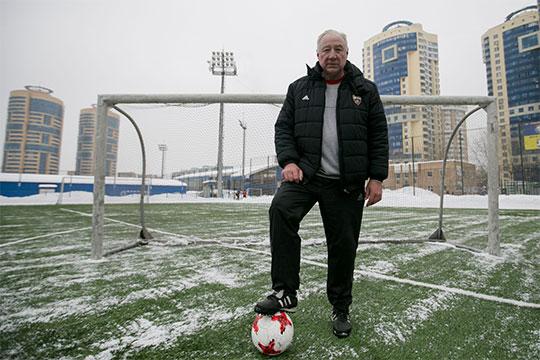 Вячеслав Чанов: «Ясчитаю, что хороший вратарь— это тот, кто недопускает ошибок»