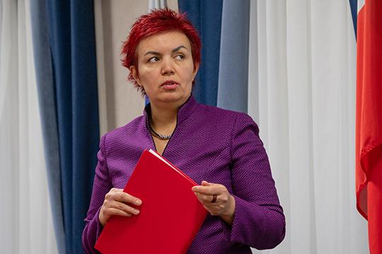 Зульфия Калимуллина: «Либо мыделаем коммерческую программу для проката, либо делаем труппу престижа, чтобы она была лицом республики»