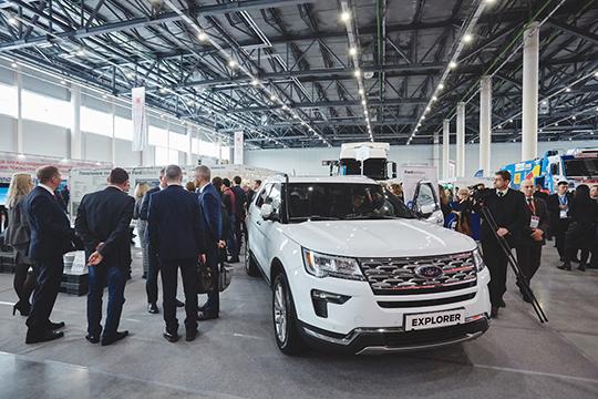 ВКазани стартовал Международный форум автомобилестроения TIAF