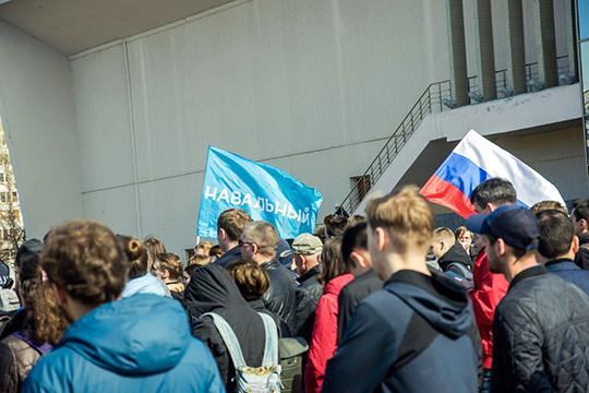 Деятельность Тетерина, а также Раушана Валиуллина и раньше попадала в поле зрения СМИ. Именно эта группа последователей Навального организовала несогласованный митинг в марте 2017 года