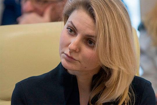 Карина Набиуллина