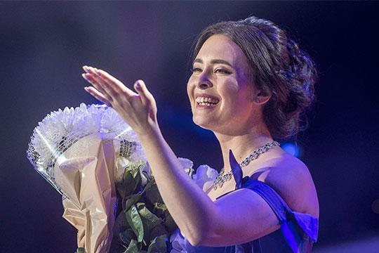 ПевицаЭльмира Калимуллина в прошлом году обрела свое счастье