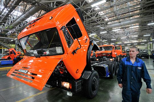 КАМАЗ распечатал кубышку: экспорт упал, заказов нет, вход пошла подушка безопасности