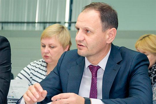 Олег Афанасьев: «Мы не можем одномоментно переложить рост себестоимости продукции на потребителя»