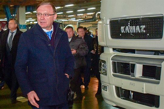 В конце октября в телеинтервью гендиректор ПАО «КАМАЗ» Сергей Когогин дал понять, что пришли трудные времена