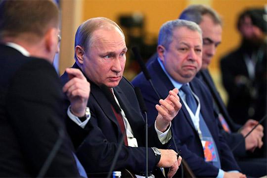 «Рассчитываю насамое тесное партнерство»: как Путин звал олигархов внацпроекты