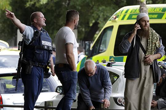 «Мрачный день вистории Новой Зеландии»: террористы расстреляли верующих впрямом эфире