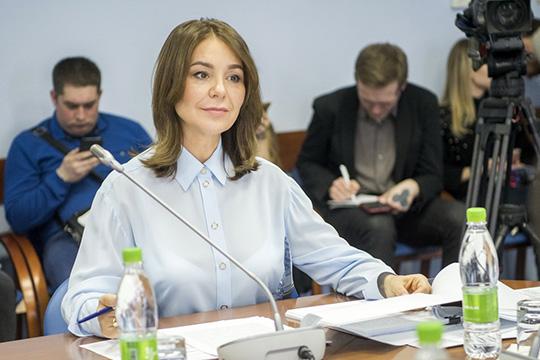 Альфия Когогина отметила, что законопроектонестационарной имобильной торговлеполучился чересчур детальным