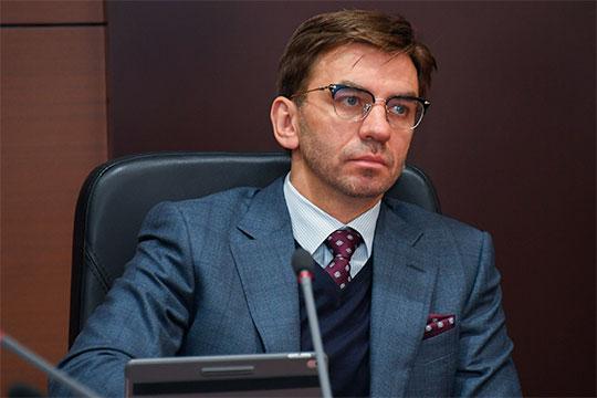 Сегодняшнюю ночь экс-министр по координации деятельности «Открытого правительства», 46-летний Михаил Абызов провел в компании следователей