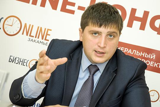 Радмир Беляев:«Чтобы привлекать резидентов, мыдолжны правильно позиционироваться. Тоестьмыдолжны говорить онаших территориях ивозможностях»