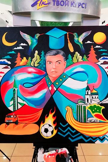 Магдеев стал третьим мэром Челнов подряд, запечатленных авторами в нетипичном формате
