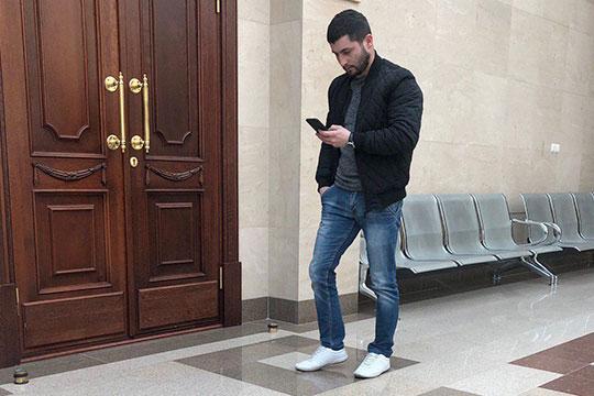 Отказали в допросе с присяжными и автомеханику Рамилю Васильжанову, бывшему работодателю Малахова