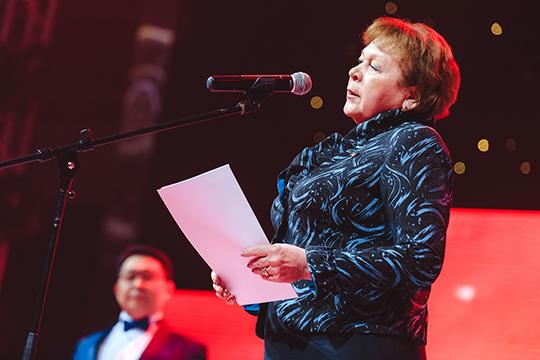 Римма Ратникова: «Этот концерт можно назвать торжеством дружбы татар и башкир, дружбы Татарстана и Башкортостана»