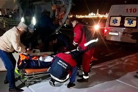 Выживший впожаре наНКНХ собожженным лицом: «Помню только бело-желтую стену огня»