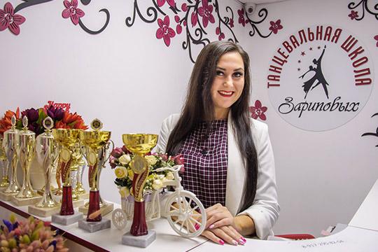 Эльвира Зарипова: «Завсе годы уменя накопилось около 200 кубков»
