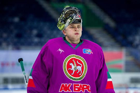 У нас в этом году выпускаются Тимур Билялов, который играет в рижском «Динамо»