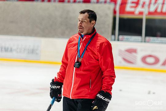 Ильнур Гизатуллин: «Конечно хочется попробовать свои силы в КХЛ, но и в этой лиге (ВХЛ) мне есть что доказывать»
