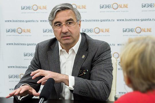 Василь Шайхразиев: «Все 8 миллионов татар стратегии вряд ли будут рукоплескать…»