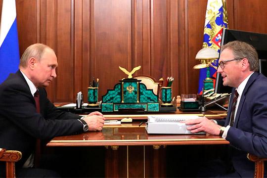 Уполномоченный по правам предпринимателей Борис Титов накануне представил президенту РФ Владимиру Путину доклад о соблюдении прав бизнеса в России