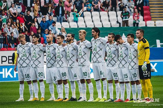 «Рубин» не сможет играть в еврокубках раньше 2021 года, но медали или Кубок России у клуба никто не отнимет