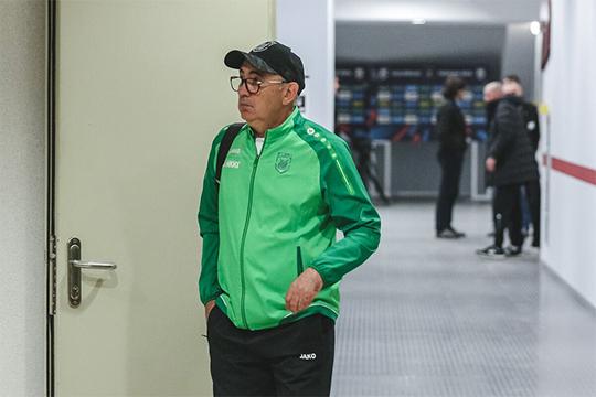 Главная задача «Рубина» на ближайшие недели — определиться с позицией главного тренера
