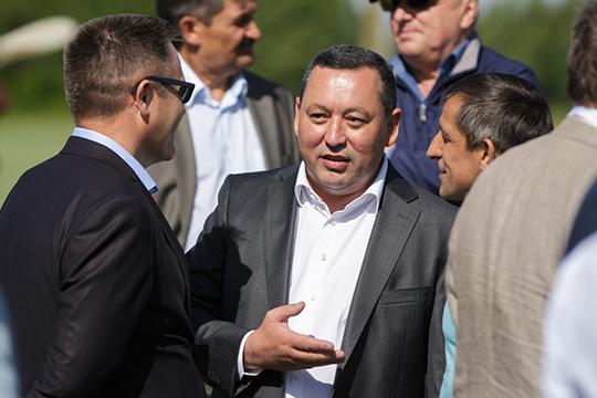 Поговаривают, что Марата Яшаровича еще несколько лет назад рассматривали как потенциального министра сельского хозяйства
