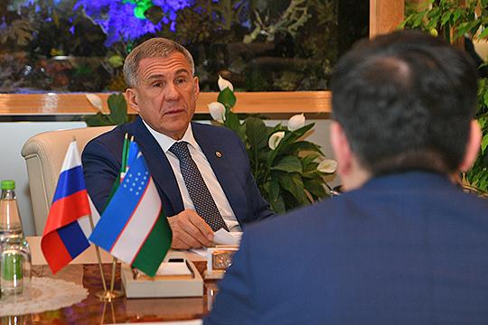 «Узбекистан рассматривает Татарстан как хаб для проникновения нарынки РФ»