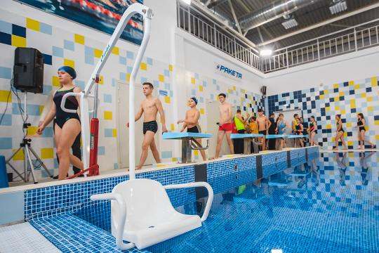 Развитие водных видов — чёткий курс, которого давно придерживается министр спорта Леонов. Только в прошлом году в Татарстане было открыто семь новых бассейнов