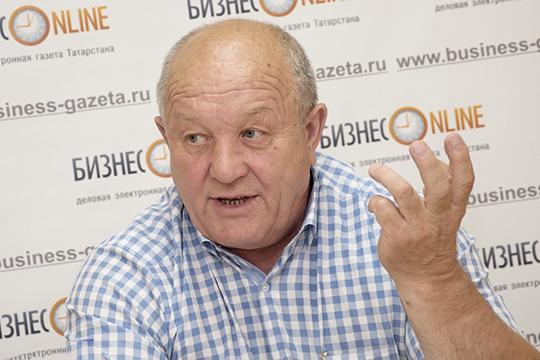 Николай Тятюшкин: «Для удовлетворения «хотелок» жителей нам надо не400, а1200 автобусов»