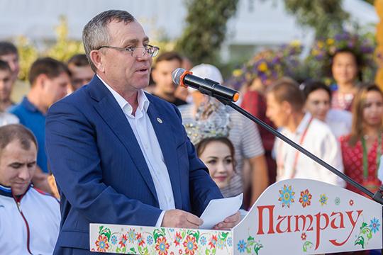 Анатолий Иванов отметил, что Питрау призван объединять людей вне зависимости отвозраста, национальности ивероисповедания