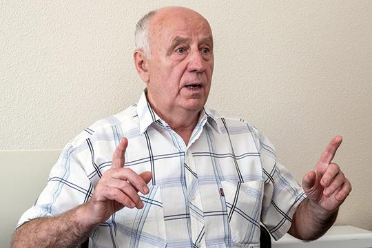 Виктор Коротков: «Мы летали на всем тяжелом, что только было»