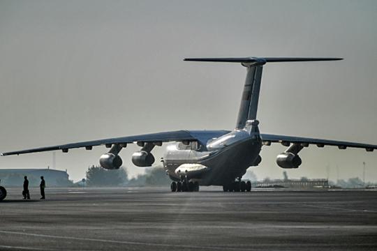 «Ил-76 мне очень нравился. Вообще самолетам Илюшина я бы отдал предпочтение — продуманные и надежные»