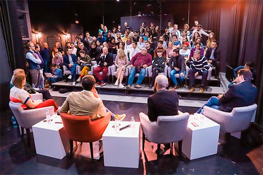 «Зашла речь о центре для креативной татарской молодежи, о чем много говорят в последнее время, где можно было бы реализовывать многочисленные проекты в сфере национальной культуры»