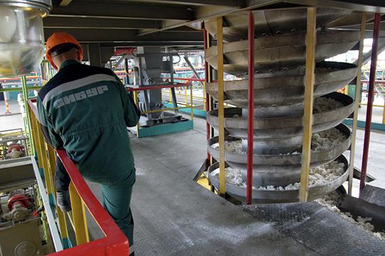 «Татнефть» покупаетза$150-250млн производство каучуков вТольятти соборотом в14млрд рублей вгод.