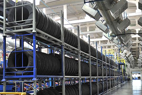 """«Приобретение """"Татнефтью"""" перечисленных активов обеспечит вертикальную интеграцию шинного бизнеса KAMA TYRES иувеличит его стоимость»,— сообщила пресс-служба «Татнефти»."""