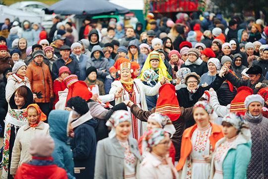 С 2016 года финно-угорский фестиваль вошел в государственную программу «Реализация государственной национальной политики в Республике Татарстан на 2014–2020 годы»