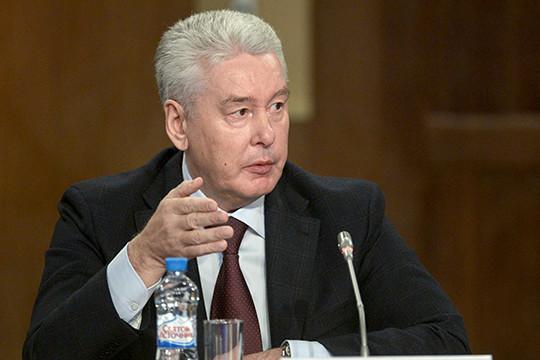 Отрабатывая заказ Сергея Собянина (на фото), Зуйкову приходилось отодвигать в сторону других важных клиентов